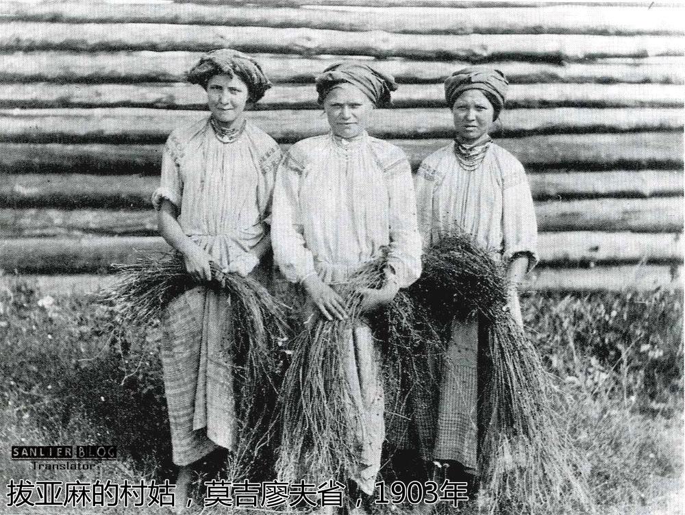 帝俄农民与手工业者19