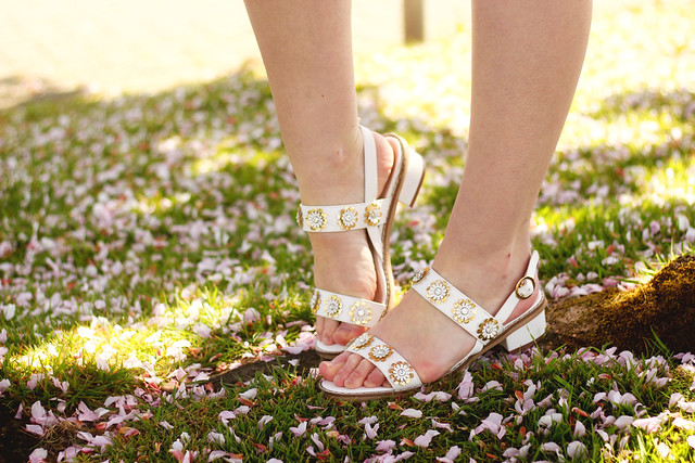Topshop Daisy Honeymoon Sandals