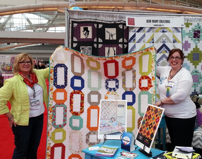 pat sloan quilt market spring 2014 sew many creations