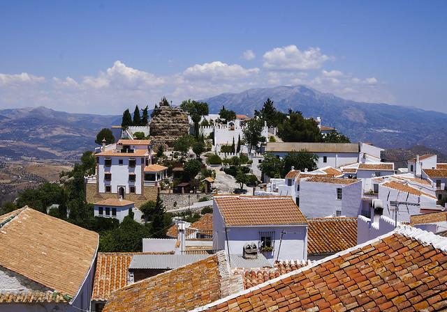 9. Comares, Spain