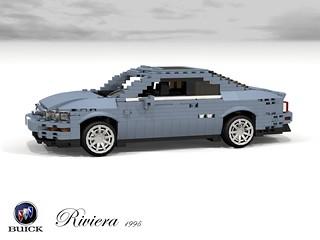 Buick Riviera (8th Generation 1995-1999)