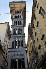 Lisbon, Miradouro e Elevador de Santa Justa