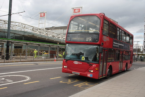 London General (Metrobus) 433 YV03PZY