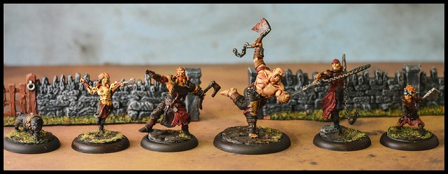 Guildball Butchers Guild