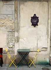 Paris Sidewalk Café