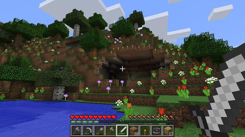 Minecraft 2015/07/17