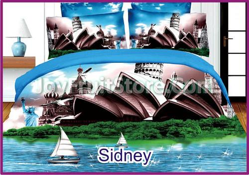 sidney JF