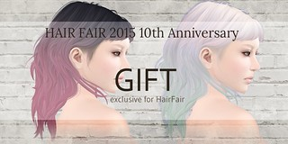 elua Hair Fair 2015 gift