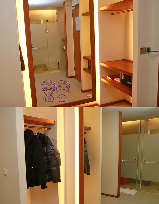 10 南方莊園 豪華客房 更衣、置物間