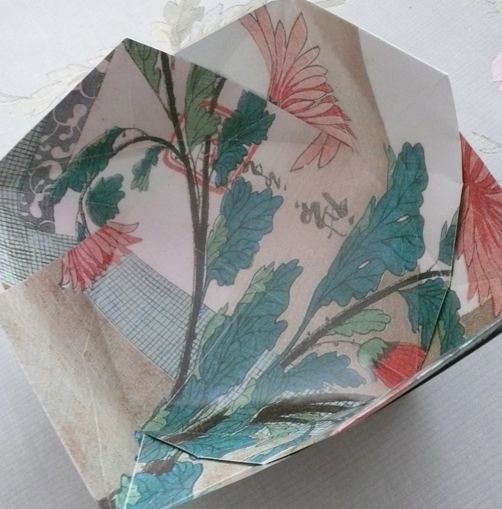 Origami Dish