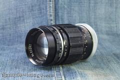 Tokyo Koki Tokina 135mm f/3.5