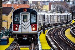 MTA New York City Subway Kawasaki R188 #7887
