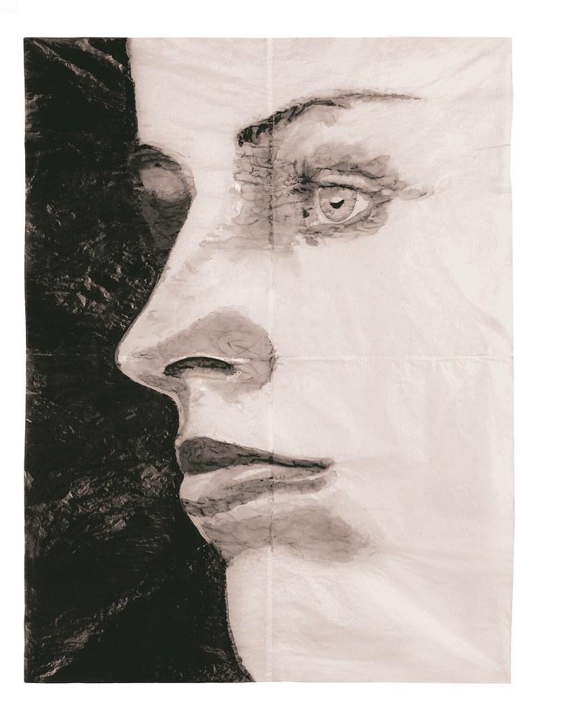 Legenda Mãe e filha, da série The Passanger, Adriana Molder, 2008 (2)-mi...