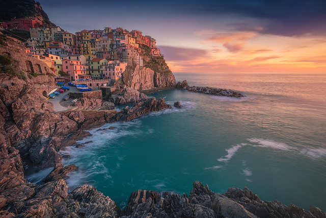 Pictoresque Manarola