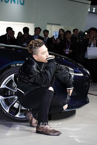 Taeyang Lexus Seoul Motor Show So Goode 2017-03-30 (10)