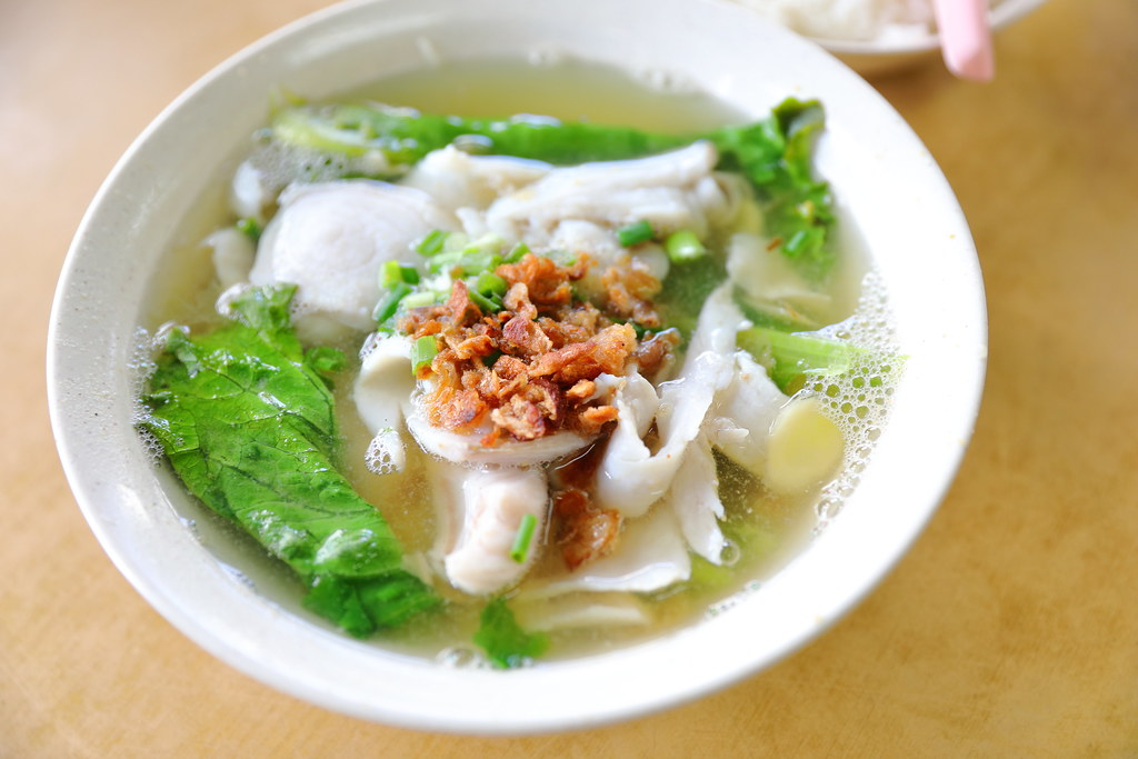 Sg food on foot singapore food blog best singapore for Best fish soup
