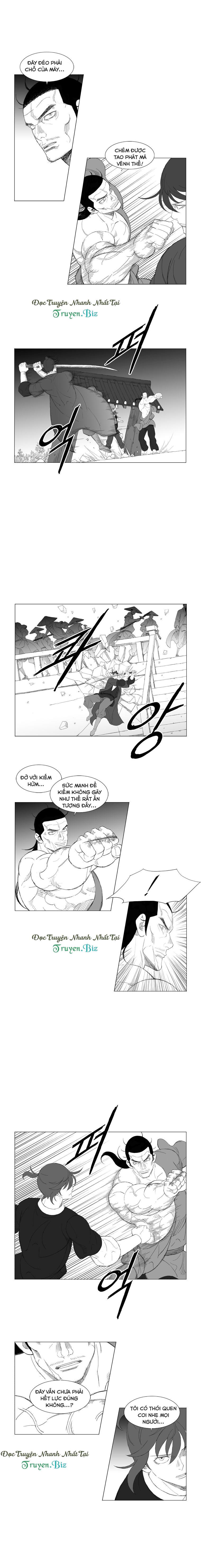 Mujang Chapter 172 - Hamtruyen.vn