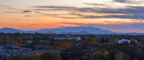 Santa Fe pano by Alida's Photos