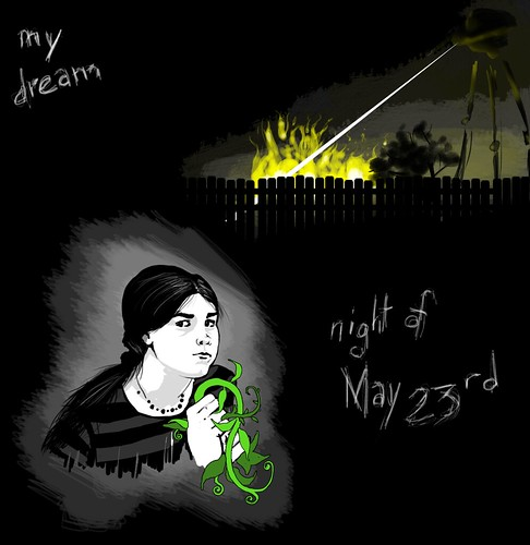 Dream night of May 23rd