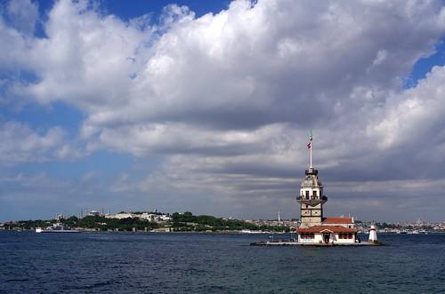 kız kulesi istanbul -  2013 by yılmaz ürgün