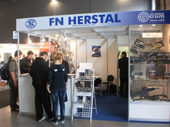 FN Herstal stand