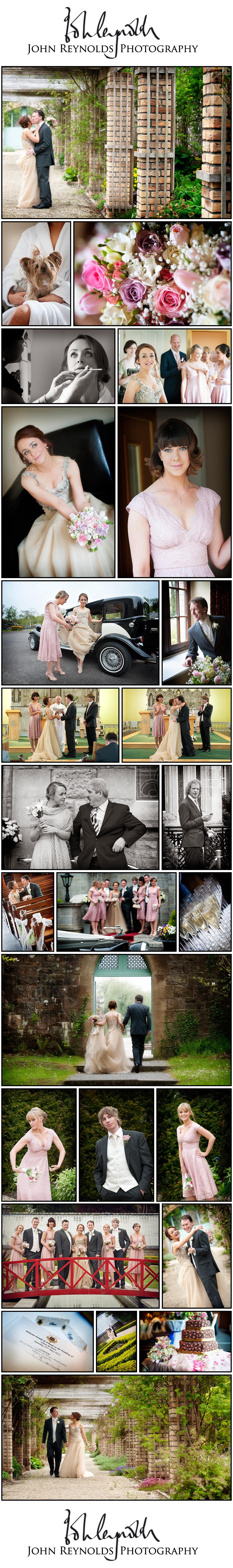 Lizzie & Steve Blog Collage