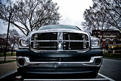 automobile, automotive exterior, sport utility vehicle, dodge ram srt-10, wheel, vehicle, automotive design, grille, bumper, land vehicle, motor vehicle,