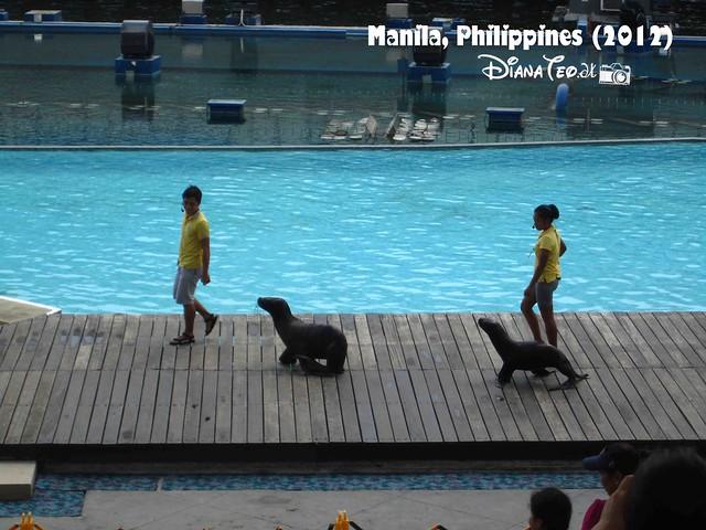 Day 5 - Philippines Manila Ocean Park 03