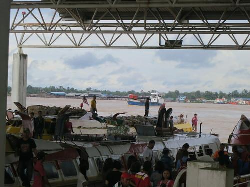 Terminal Penumpang Feri Sibu.
