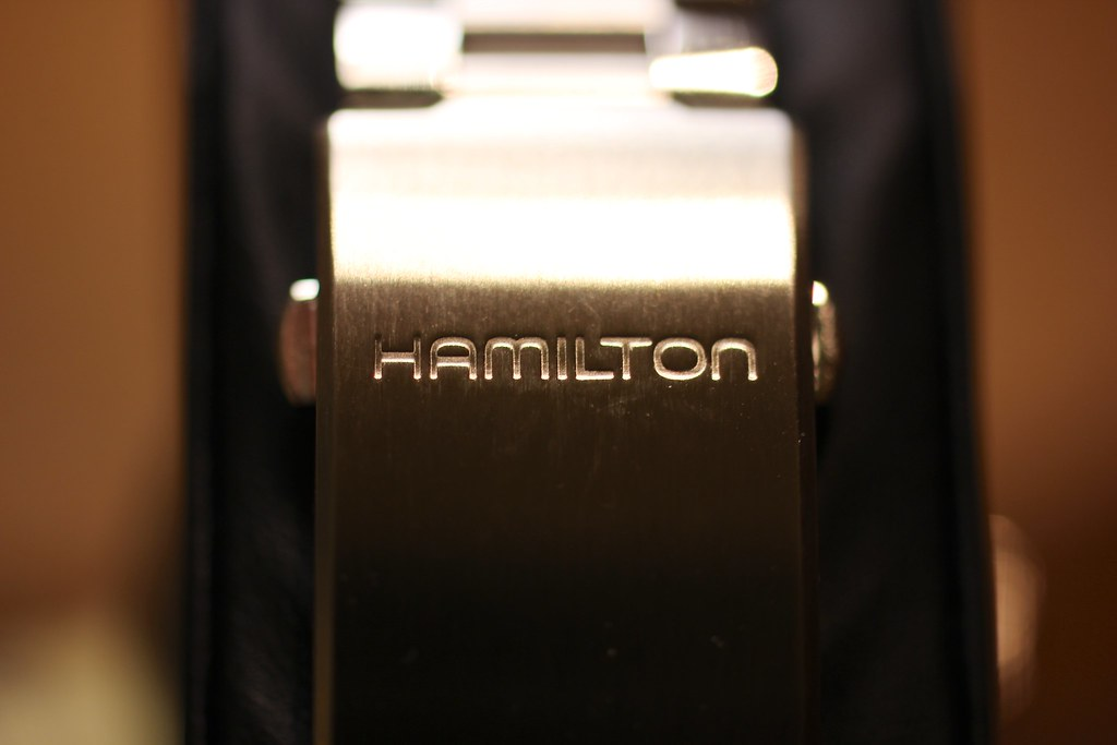HAMILTON KHAKI FIELD OFFICER AUTO(H70615733)