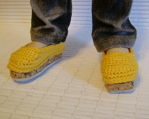 Basic Crochet Flats