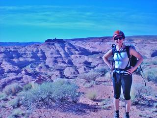 Climbergirl Ready for Canyoneering
