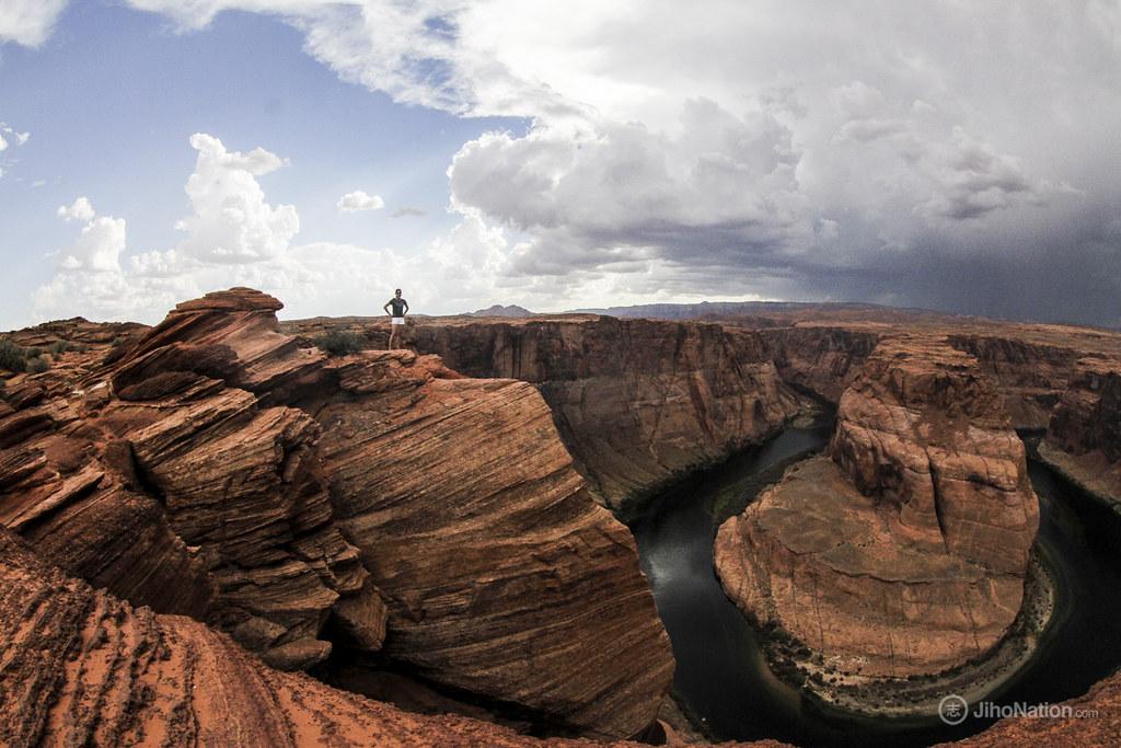 Horseshoe Bend -- Page, Arizona