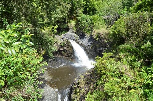 Haleakala National Park: Waimoku Falls Trail