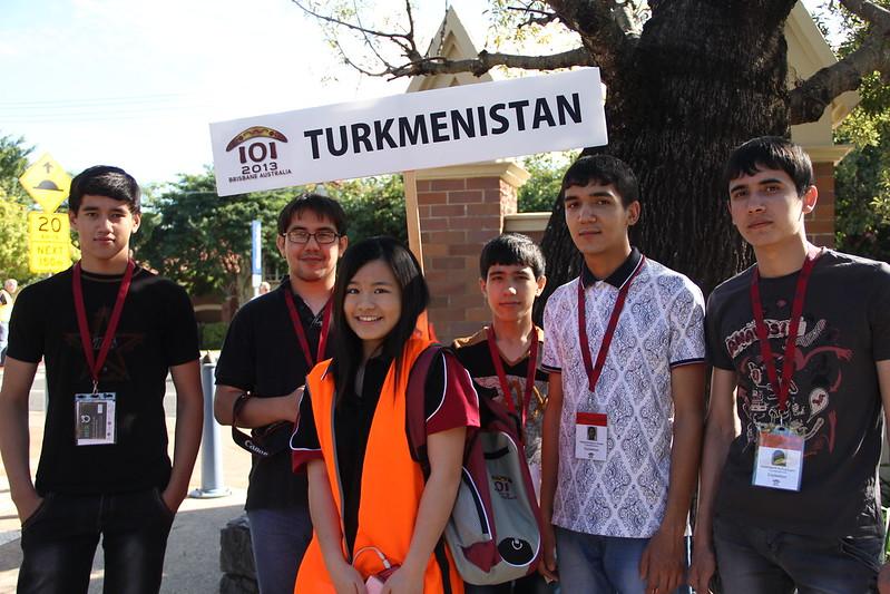 Team Turkmenistan