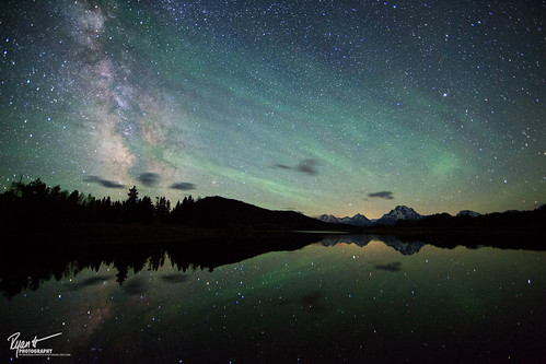 Stars Over Oxbow Bend