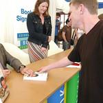 Robert Winston book signing |