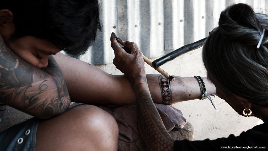mambabatok tattoo fangod tinglayan kalinga cordillera buscalan