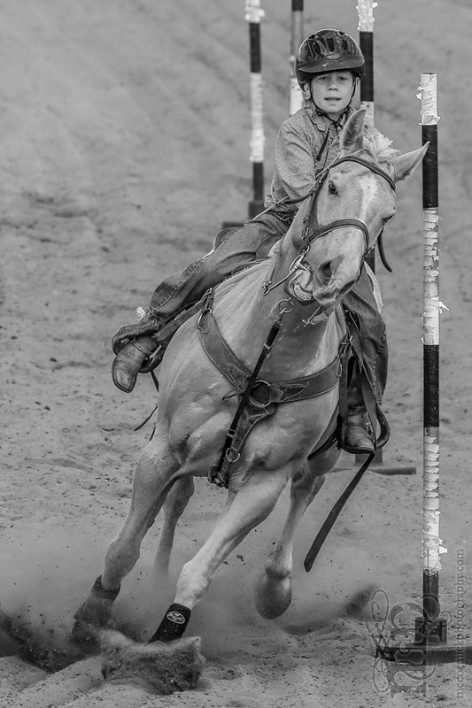 Gooseberry Lake : 4-H Rodeo 2013 : Badly Bent