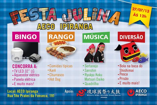 Festa Julina AECO Ipiranga