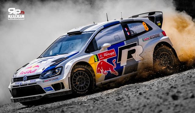 Sebastien Ogier - Rally de Portugal 2013 - Mú
