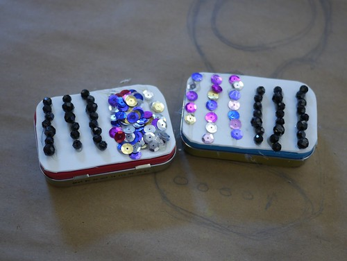 Decorated Tins - 8