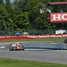 Charlie Kimball takes the twin checkers and wins the Honda Indy 200 at Mid-Ohio
