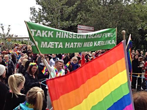 Reykjavik Pride 2013