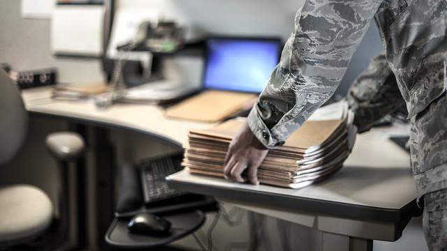 paperwork mixup