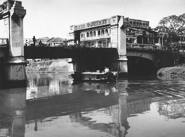 Rạch Bến Nghé - Cầu Chà Và 1965