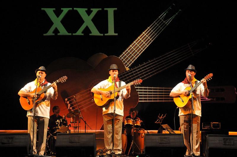 Con concierto gratuito se clausuró el Festival de los Mejores Tríos