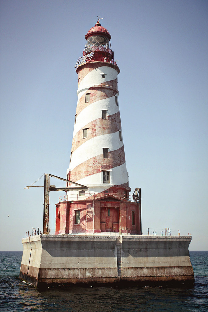 White Shoal Lighthouse Selective Potential