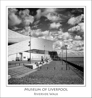 Museum of Liverpool. Riverside Walk