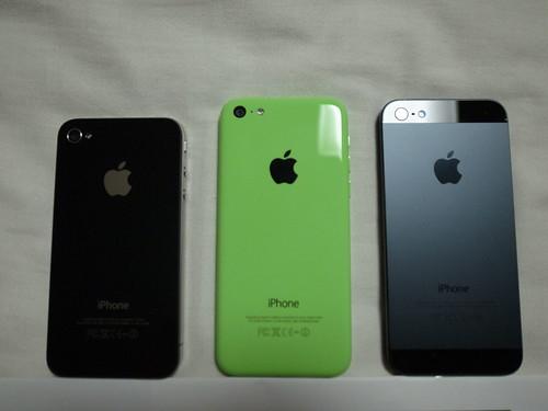 iPhone 4-5c-5